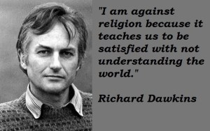 Dawkins on religion