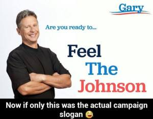 Feel the Johnson democraticunderground