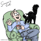 Simon's Cat: Cat Yoga and … Witchcraft