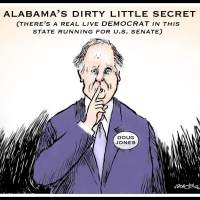 Homily: Alabama and the GOP's Future (plus Tweets)