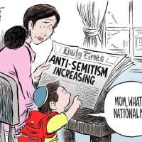 Anti-Semitism in the US (plus Tweets)