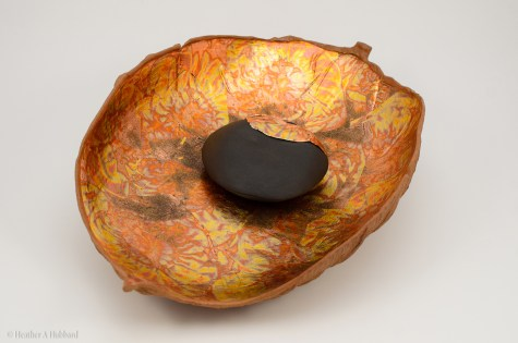 Pod with Seed I (Brown), 2017