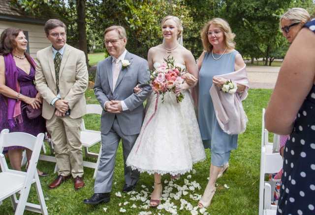 providence hall house wedding - williamsburg, va - heather