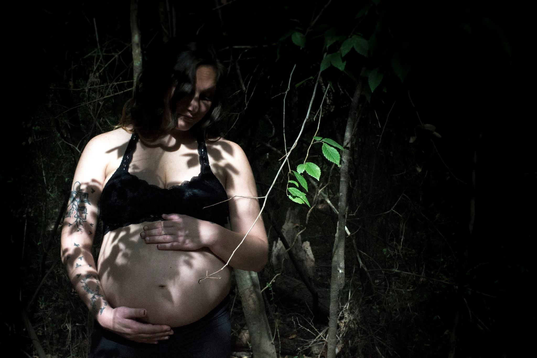 Camille's Maternity Shoot