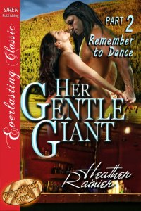 Book Cover: Her Gentle Giant: Part Two