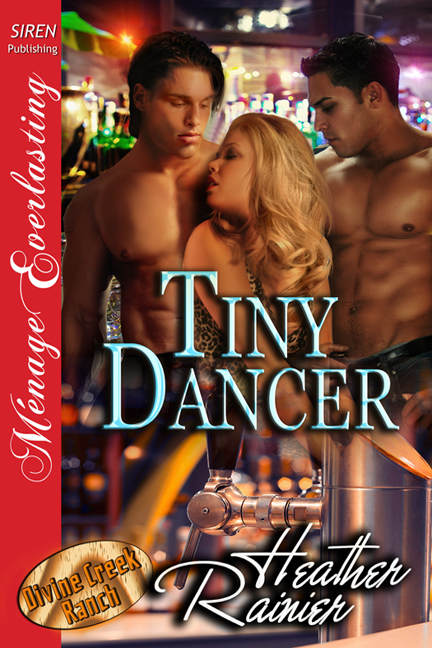 Book Cover: Tiny Dancer