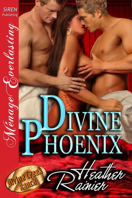 Book Cover: Divine Phoenix