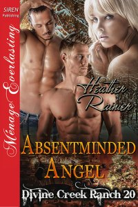 Absentminded Angel by Heather Rainier