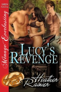 Book Cover: Lucy's Revenge