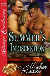 Book Cover: Summer's Indiscretion