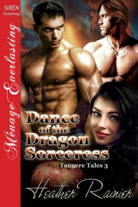 Book Cover: Dance of the Dragon Sorceress