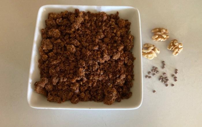 lentil-walnut taco filling