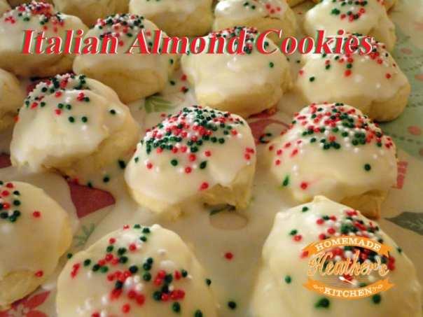 Italian Almond Cookies copy