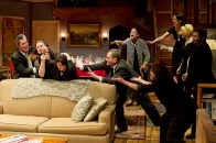 Scene from August: Osage County at Phoenix Theatre