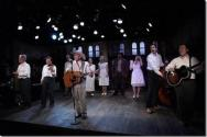 Cast of American Blues Theater's Hank Williams: Lost Highway