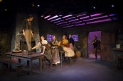Scene from Playboy of the Western World at Raven Theatre