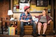 Evan Linder and Liz Sharpe in a scene from Byhalia, Mississippi
