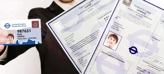 pco driver and operator licence