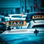 Top light of Taxi