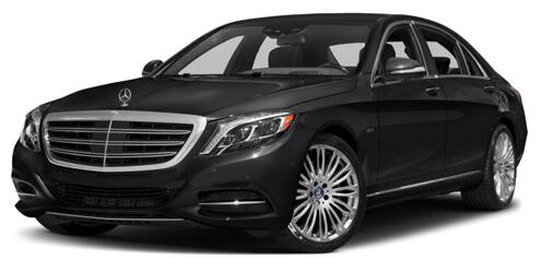 mercedes benz s class vip black car service