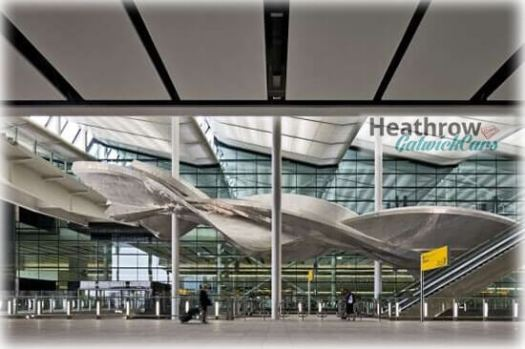 Number 9. Heathrow Airport, England best airports in the world 2017