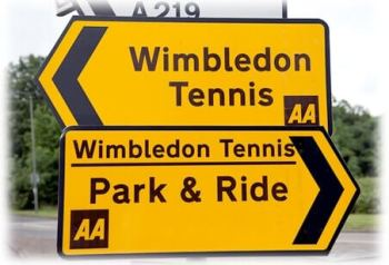 wimbledon station car park