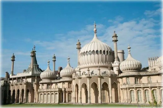 Brighton Royal Pavilion - City of Brighton, England