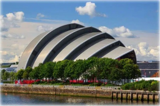 Glasgow, Scotland - Best Places to Visit in UK The Clyde Auditorium