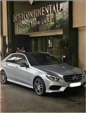 InterContinental Park Lane Luxury Airport Transfers London UK