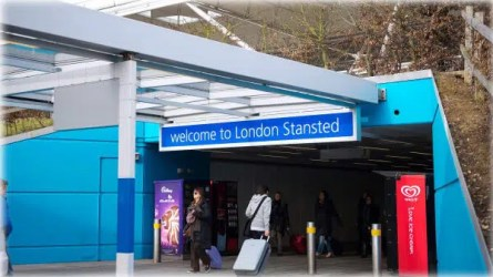 Transfer London Stansted to London City Centre