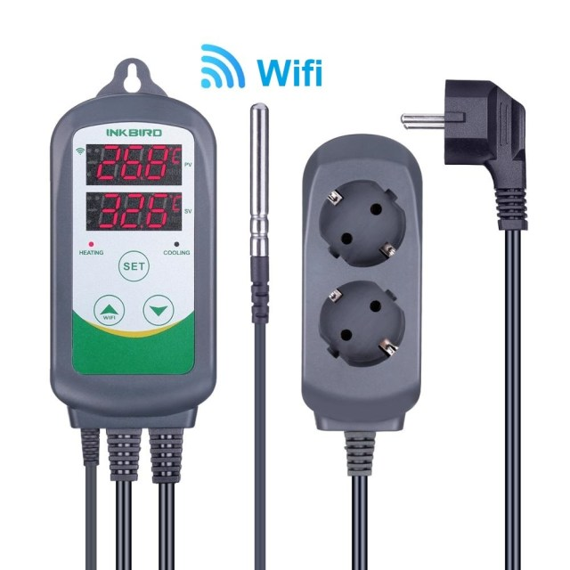 Контроллер температуры wifi