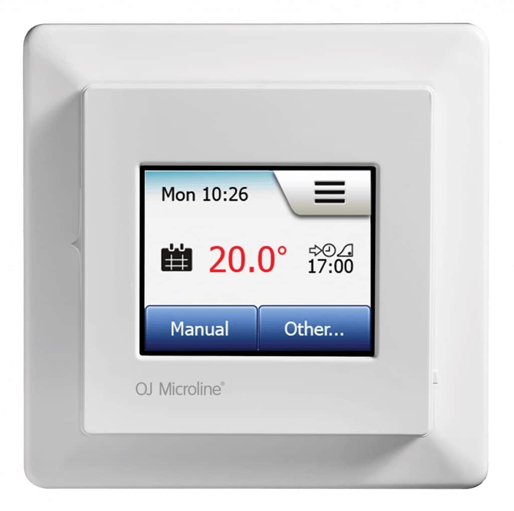 Põrandakütte termostaadid
