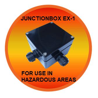 распределительная коробка для EX среды