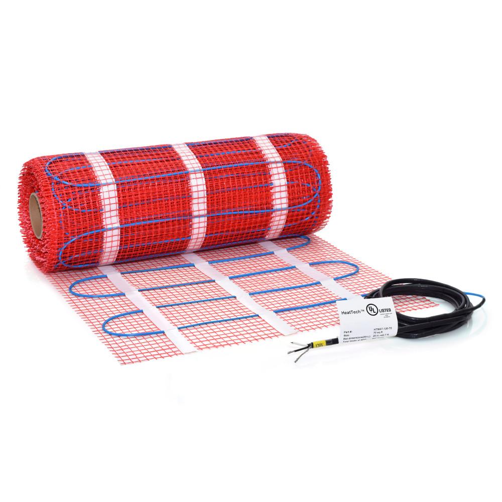electric floor heating mats