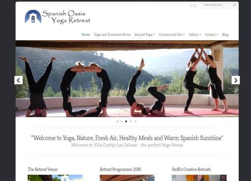 YogaRetreatSpain.com