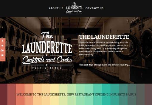 The Launderette Restaurant – Puerto Banus
