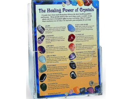 Crystal Info Sheet