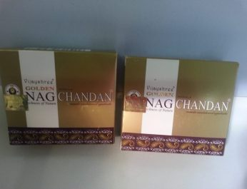 Nag chandon sandalwood cones