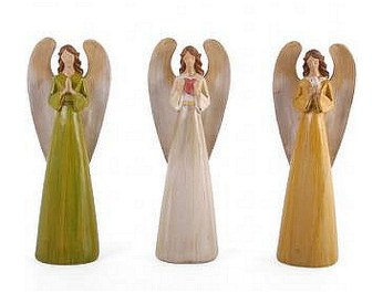 large pastel angel