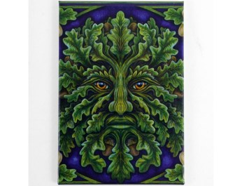 spirit of the forest magnet