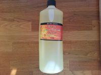 sweet almond oil 1 litre new