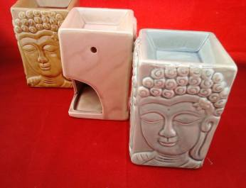 three thai buddha oil burners 2016
