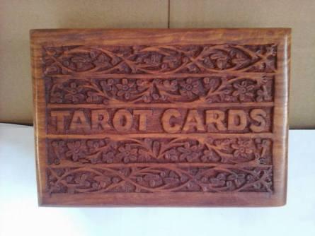 Tarot Box 3 March 2017