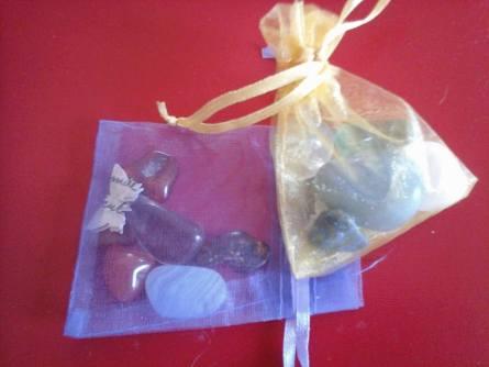 Healing Bag of Crystals Gp 13 Gp shot