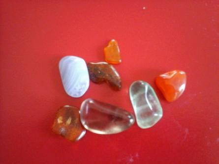 Healing Bag of Crystals Gp 13 Rheumatoid Arthritis 2 sept 2017