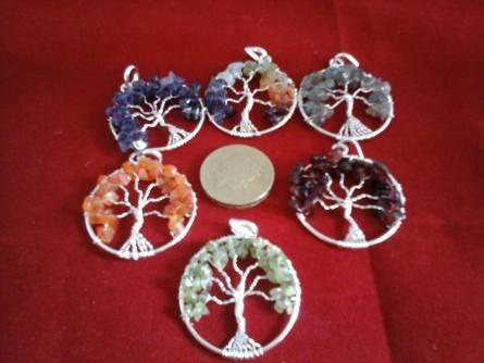 Tree of life peridot
