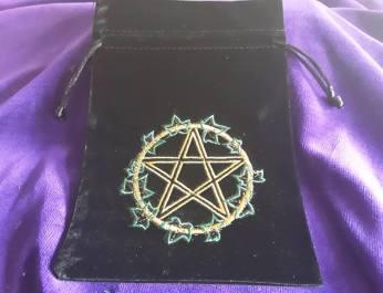 Ivy Pentagram bag
