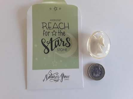Inspirational Stone - Reach for the stars 2