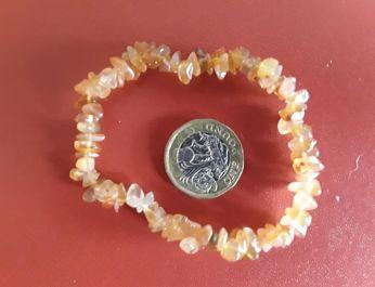 Carnelian CC Bracelet 3