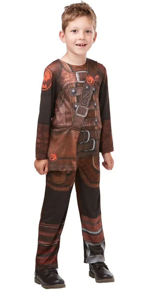 Hiccup Classic How To Train Your Dragon 3 Boys Costume Kids Costumes